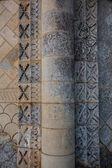 Rioux church detail — Photo