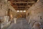 Roman archeological ruins — Stock Photo