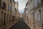 Town of Saintes — Stock Photo