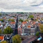 City scape of Amsterdam — Stock Photo #48959833