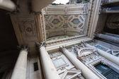 Berlin Cathedral  atrium — Stock Photo