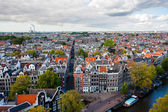 City scape of Amsterdam — Stock Photo