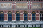 Rijksmuseum side view — Stok fotoğraf