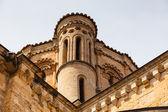 Detail of the dome  in the romanesque Collegiate Church of Toro  — Stock Photo