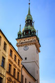 Historic Tower in Brno — Stock Photo