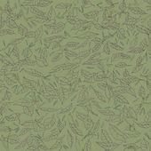 Fallen leaves pattern — Stok Vektör
