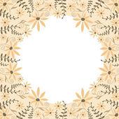 персик flower.background — Cтоковый вектор