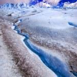 Picture captured in Perito Moreno Glacier in Patagonia (Argentin — Stock Photo #48978983