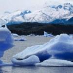 Picture captured in Perito Moreno Glacier in Patagonia (Argentin — Stock Photo #48979023