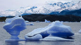 Picture captured in Perito Moreno Glacier in Patagonia (Argentin — Stockfoto