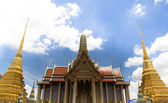 Pagode tempel des smaragd-buddha — Stockfoto