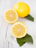 Lemon — Stock Photo