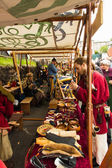 Viking Festival 2014 — Stockfoto