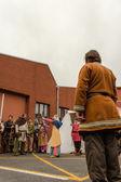 Festival viking 2014 — Fotografia Stock
