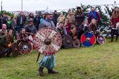 Viking Festival 2014 — Stock Photo