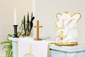 Ecclesiastical objects — Stockfoto