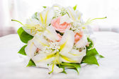 Bridal bouquet — Foto Stock