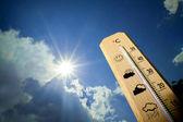 温度計 — ストック写真