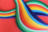 Colored stripes — Stock Photo