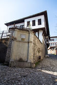 Traditional Turkish House in Safranbolu Town — Stock Photo