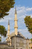 Eyup Sultan Mosque — Stock Photo