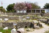 Mausoleum at Halicarnassus — Stock Photo