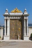 ベイレルベイ宮殿のゲート — ストック写真