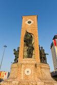 共和国のタクシム記念碑 — ストック写真