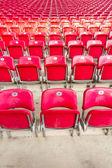 Lege stoelen — Stockfoto