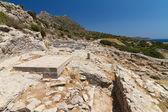 Ruins of Knidos, Datca, Turkey — Fotografia Stock