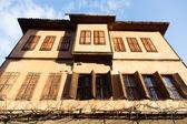 Turkish Traditional House in Safranbolu — Stock Photo