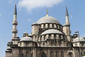 Neue Moschee Eminonu, Istanbul, Türkei — Stockfoto