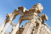 Temple of Hadrian in Ephesus, Turkey — Stock Photo