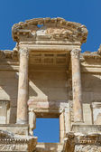 Library of Celsus in Ephesus, Turkey — Stock Photo