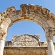 Temple of Hadrian in Ephesus, Turkey — Stock Photo #51072303