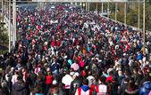 35th Istanbul Eurasia Marathon — Stock Photo