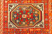 Traditional Turkish Carpet — Stock Photo