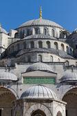 Sultanahmet niebieski Meczet w Stambule — Zdjęcie stockowe