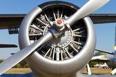 Propeller Engine — Stock Photo