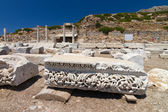 Ruins of Knidos, Datca, Turkey — Stock Photo