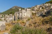 Ruins of Kayakoy, Fethiye — Photo