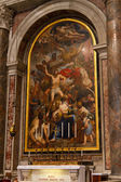 Şapel st. Sebastian, Aziz Petrus Bazilikası — Stok fotoğraf