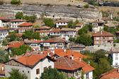 Case ottomane tradizionali da safranbolu, turchia — Foto Stock