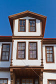 Casa tradizionale ottomana da kastamonu, turchia — Foto Stock