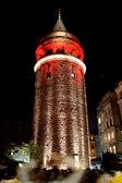 Galata Tower — Stock Photo