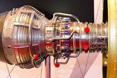 Uçak motoru — Stok fotoğraf