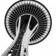 USA Landmark: Seattle Space Needle — Zdjęcie stockowe