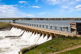 Bassano Dam — Stock Photo