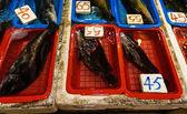 Taze balık pazarı — Stok fotoğraf