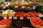 Farmer's Market — 图库照片